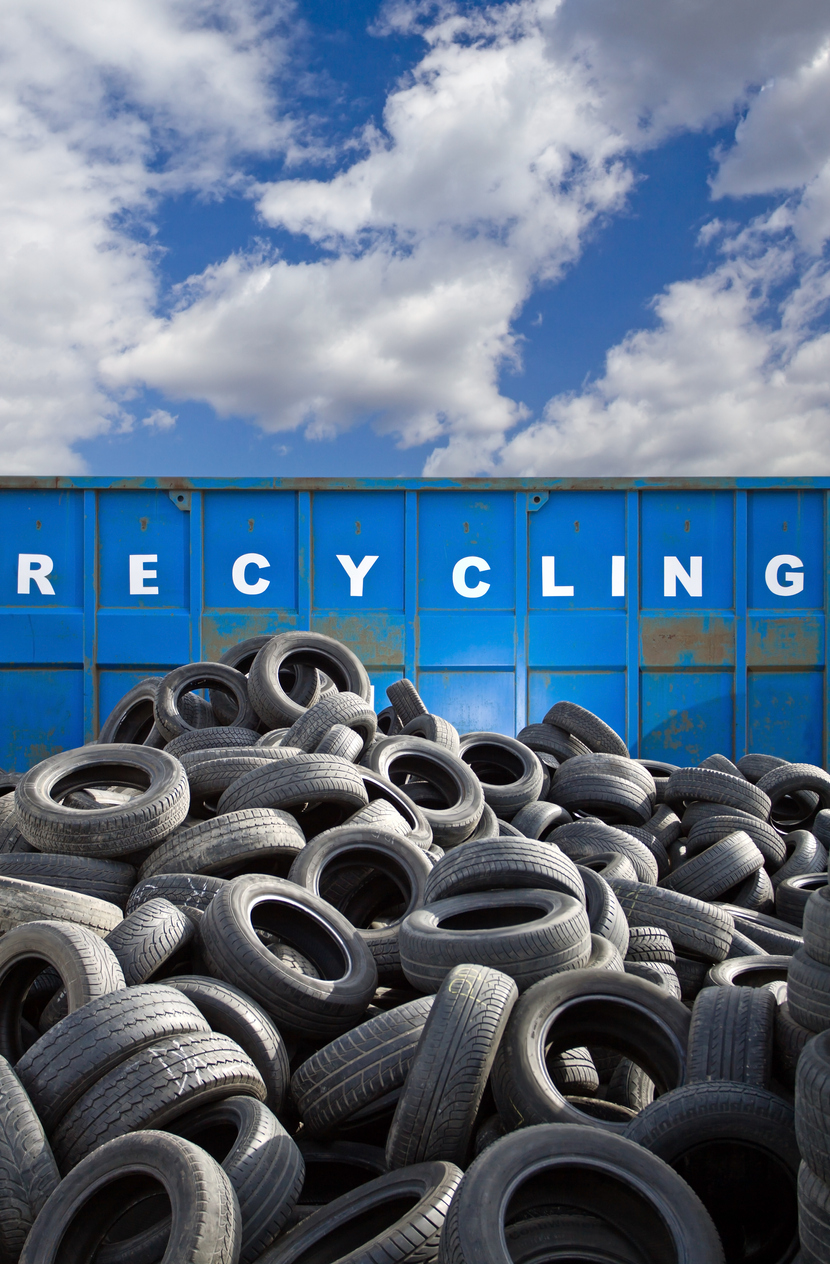 Tyre Recycling Insurance Services