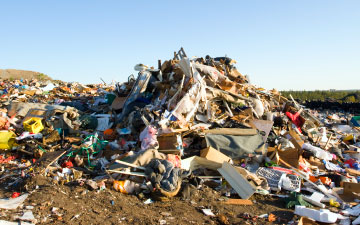 Image of waste